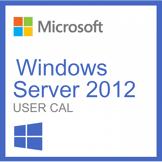 MICROSOFT Windows Server 2012 User Cal 5 Utilisateurs