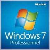 MICROSOFT Windows 7 Professionnel - (32bits)