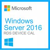 MICROSOFT Windows Server 2016 Rds/tse Device Cal 50 Périphériques