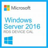 MICROSOFT Windows Server 2016 Rds/tse Device Cal 10 Périphériques