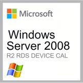 Microsoft Windows Server 2008 R2 Rds/tse Device Cal 10 Périphériques