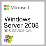 MICROSOFT Windows Server 2008 Rds/tse Device Cal 10 Périphériques