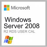 Microsoft Windows Server 2008 R2 Rds/tse User Cal 5 Utilisateurs