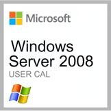 MICROSOFT Windows Server 2008 User Cal 10 Utilisateurs