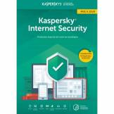 Kaspersky Internet Security Mise À Jour 2019 3 Appareils 1 An