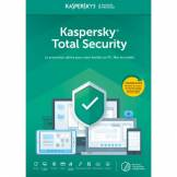 Kaspersky Total Security 2019 5 Appareils 2 Ans