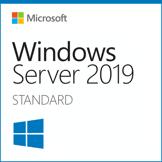 MICROSOFT Windows Server Standard 2019 24 Noyaux / 24 Cœurs