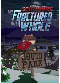 south Park The Fractured But Whole Uplay Key EU