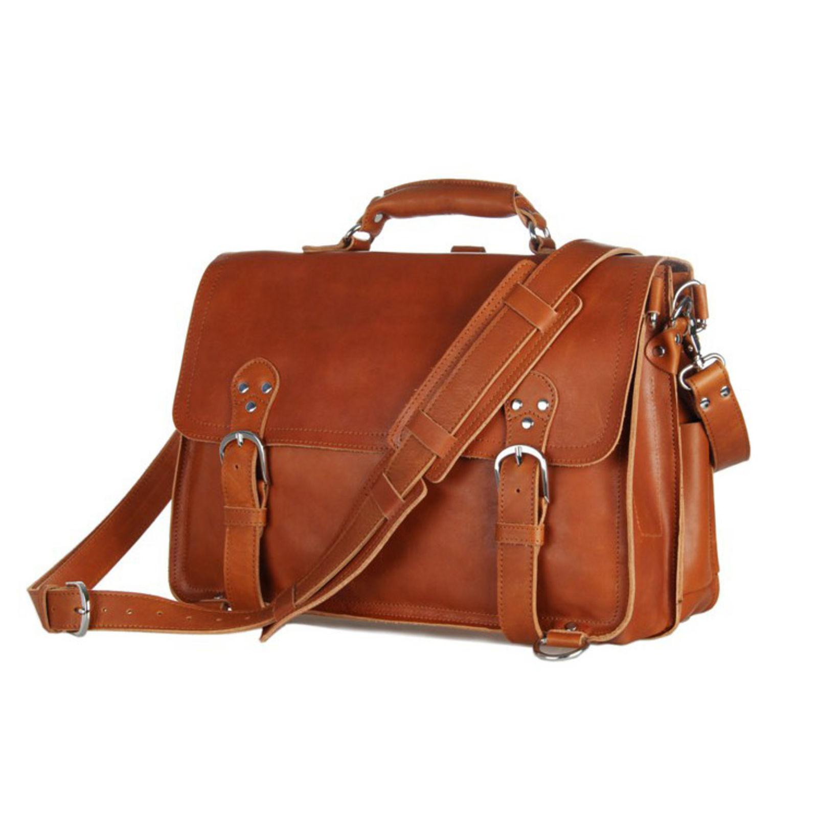 Delton Bags Sac en cuir Combination