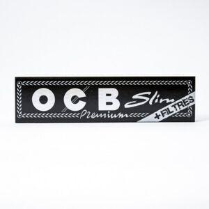 Ocb Papier à rouler Ocb slim + filtres - Publicité