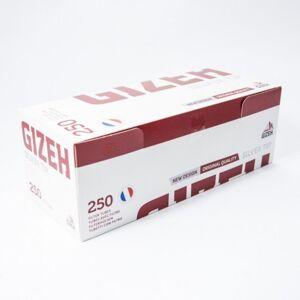 Gizeh Boite 250 tubes Gizeh silver tip - Publicité