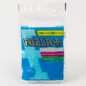 Rizla+ Sachet 160 filtres Rizla+ slim - Publicité