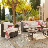 LOBERON Salon de jardin Venti