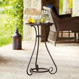 LOBERON Table d'appoint Savigny
