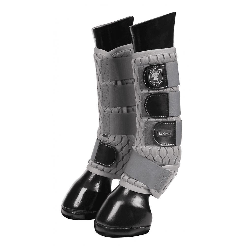 LeMieux Lemieux Gladiator Mesh Fly Boots Medium