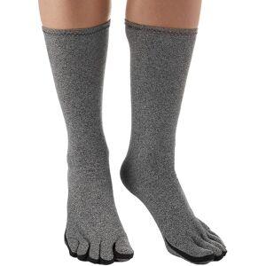 IMAK Chaussettes d'arthrite de compression IMAK Brownmed - Heather Gray S - Publicité