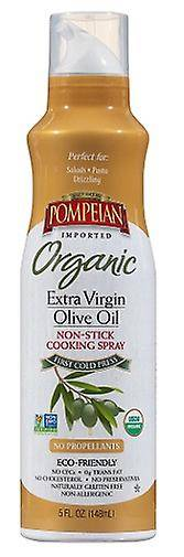 Pompeian Pompéien organiques Spray anti-adhésif cuisson huile d'Olive Extra Vierge