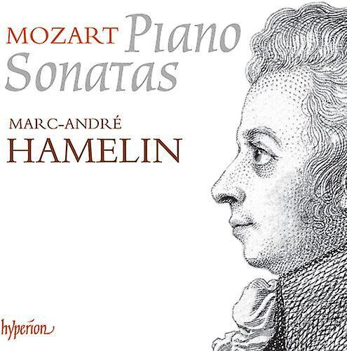Unbranded Mozart, W. / Hamelin, Marc-Andre - Piano sonates K282 283 330 332 333 545 570 & 576 importer des USA [CD]