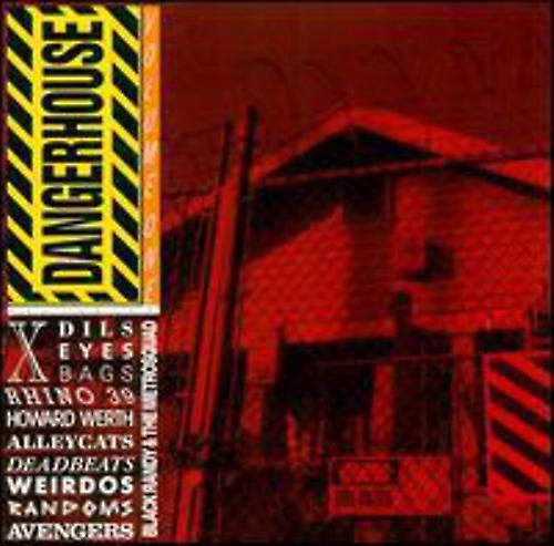 FRONTIER RECORDS Dangerhouse - Vol. 1-Dangerhouse [Vinyl] USA import