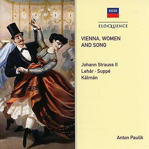 PID Vienne Women & Song [CD] Usa import