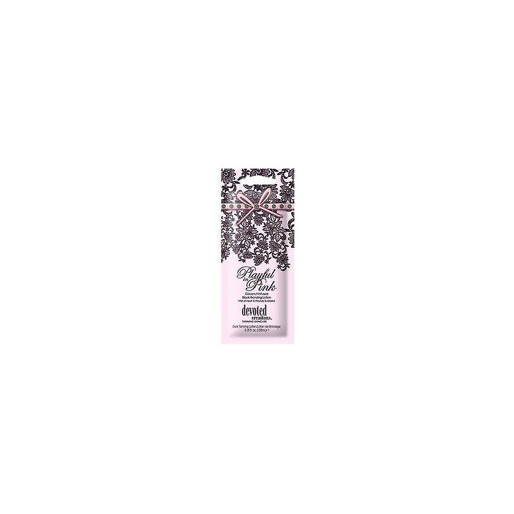 Devoted Creations Créations consacrées Glamour Collection Ludique en rose Bronzing Lotion 250ml