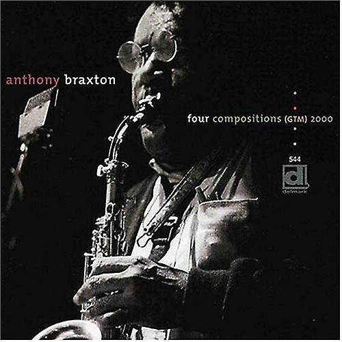 DELMARK Anthony Braxton - Four Compositions 2000 [CD] USA import