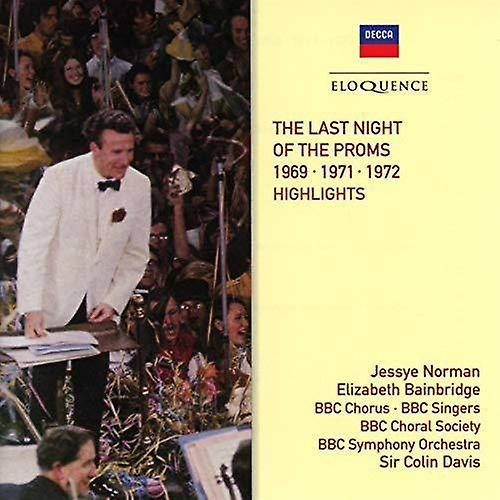 PID Last Night Of The Proms [CD] Usa import