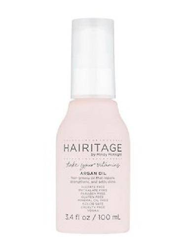 Hairitage Prenez vos vitamines huile d'argan