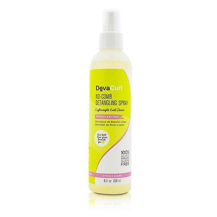 DevaCurl non-peigne démêlant Spray (Lightweight Curl Tamer - r & ét...