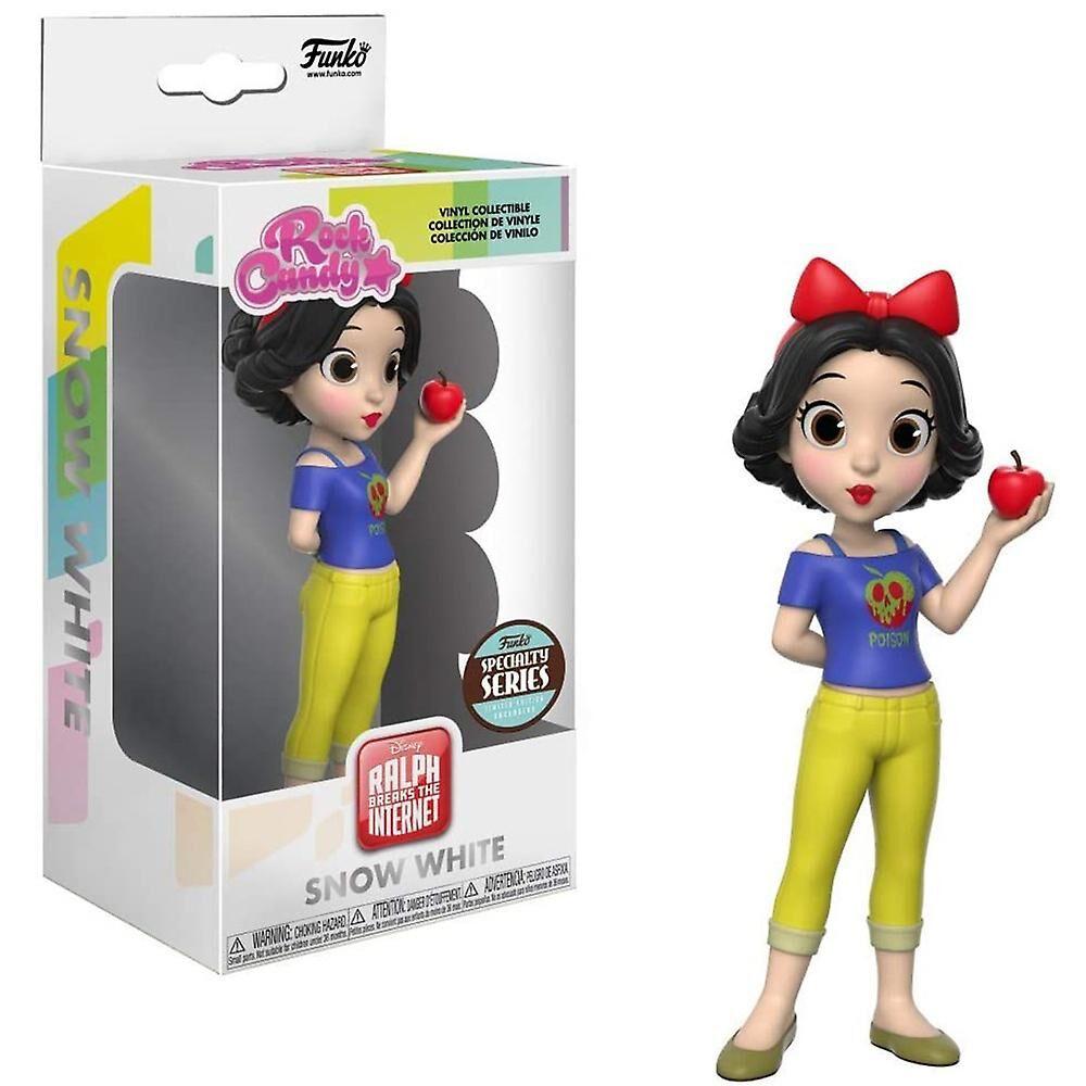 Wreck-It Ralph 2 Breaks Internet Comfy Snow White Rock Candy