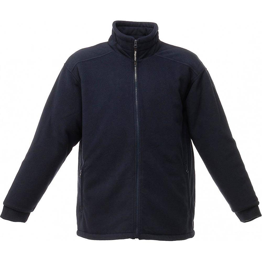 "Regatta Régate Professional Mens Asgard II matelassé isotherme Fleece Jacket Dark Navy S - Chest 37-38"" (94-96.5cm)"