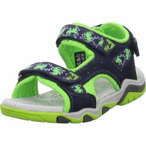 Lurchi Brian 332121044 chaussures universelles pour enfants d'été bleu/marine 34 EUR / 21.5 cm