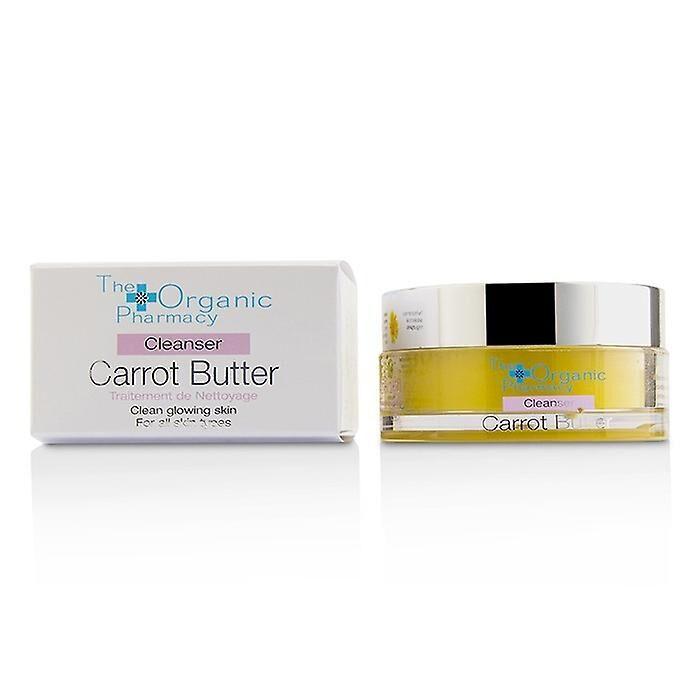 The Organic Pharmacy 75ml de nettoyant/2,53 oz de beurre la carotte bio pharmacie