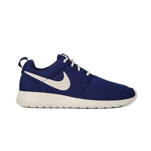 Nike Roshe un 511882404 universel toutes les chaussures de femmes de l'année blanc/bleu/bleu marine 4.5 UK / 7 US / 38 EUR / 24 cm