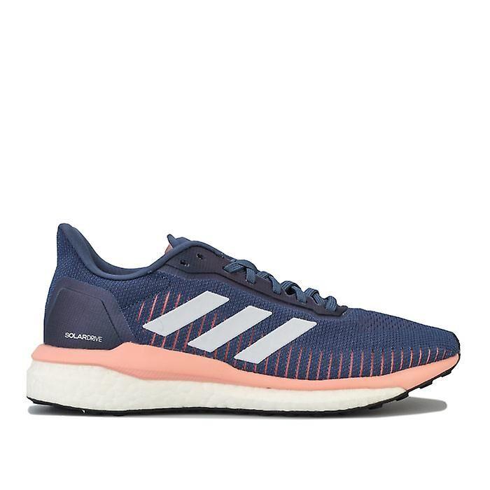 Adidas Femmes's adidas Solar Drive 19 Running Shoes en bleu Bleu foncé UK 5