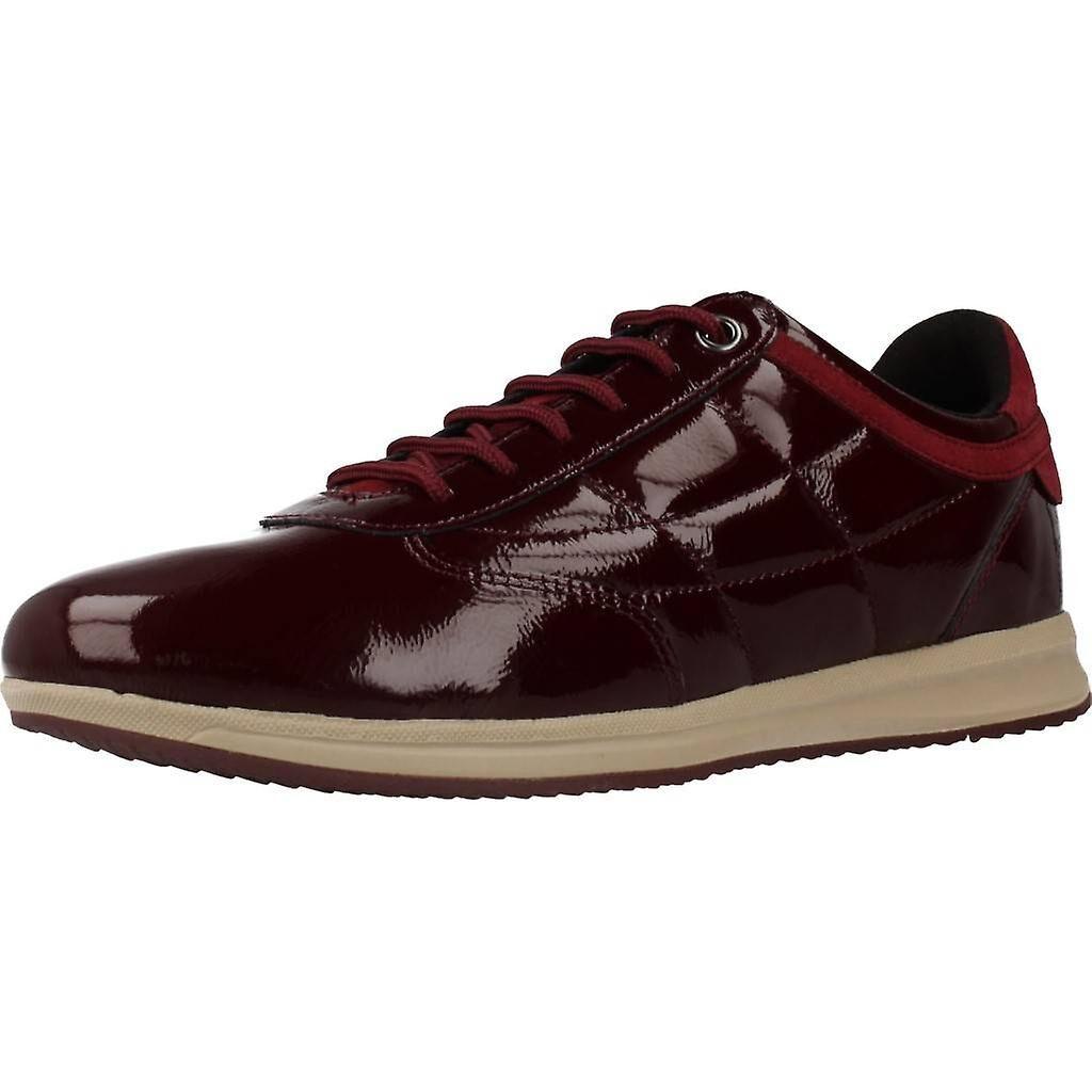 Geox Sport / Chaussures D94h5c Couleur C7005 Bordeaux EU 40