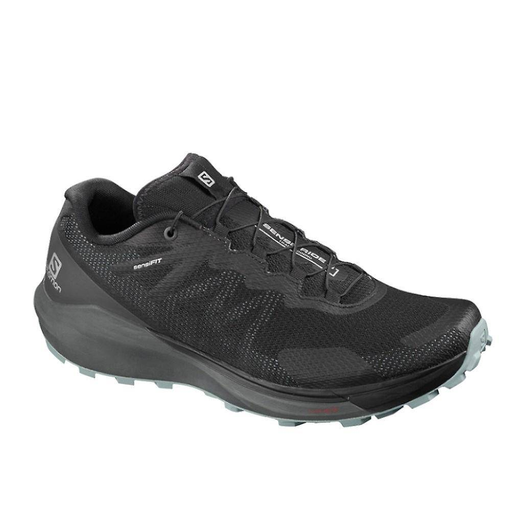 Salomon Sense Ride 3 M L40956300 courir toute l'année chaussures pour hommes noir 9.5 UK / 10 US / 44 EUR / 28 cm