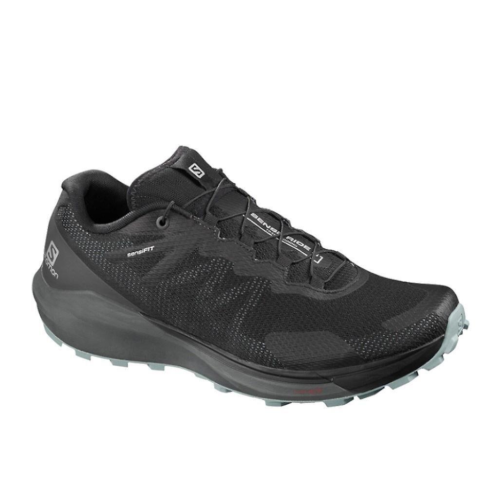 Salomon Sense Ride 3 M L40956300 courir toute l'année chaussures pour hommes noir 10 UK / 10.5 US / 44 2/3 EUR / 28.5 cm