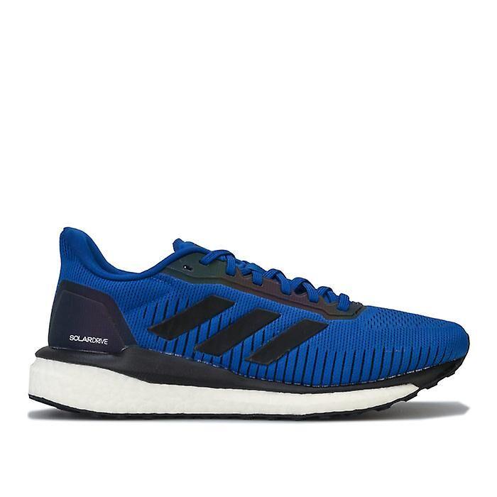 Adidas Men's adidas Solar Drive 19 Running Shoes en bleu Bleu royal UK 8.5