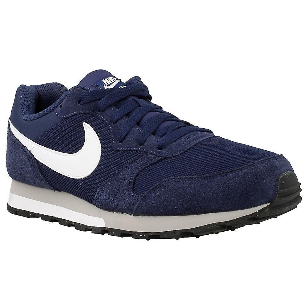 Nike MD Runner 2 749794410 universelle tous les chaussures de l'année bleu/bleu marine/gris 12 UK / 13 US / 47 1/2 EUR / 31 cm