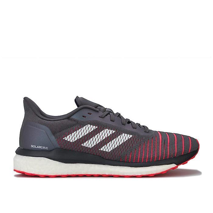 Adidas Chaussures de course Adidas Solar Drive en gris UK 8.5