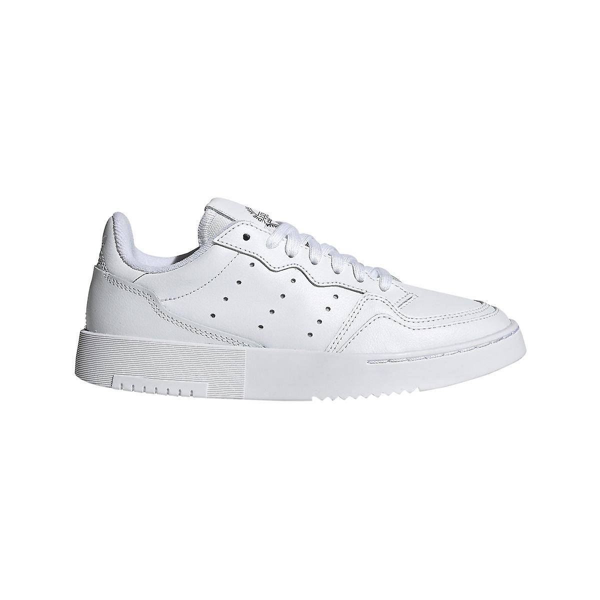 Adidas Basket mode Adidas Originals Supercourt Blanc 37 1/3