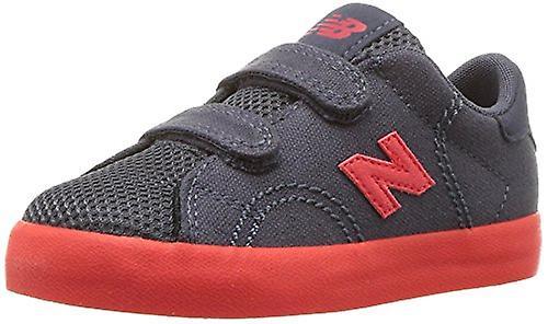 New Balance Nouveau solde Kids' Cour V1 crochet et boucle Sneaker Gris 2 US /