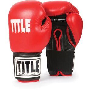 Title Boxing Gants de Sparring titre jeunesse éternelle