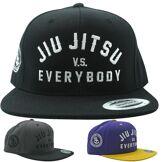 Superare Jiu-Jitsu vs Tout le monde Chapeau