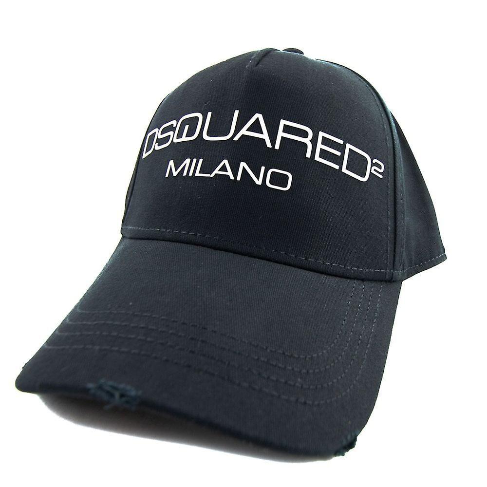 Dsquared2 Milano Cap Noir Os