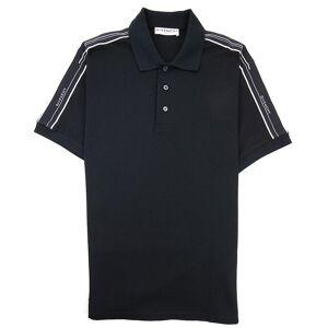 Givenchy Band Polo Shirt Noir 001 noir 2xl