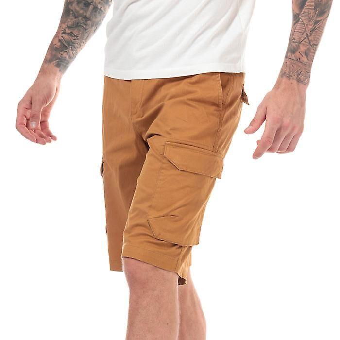 Timberland Shorts de fret de lac Timberland Tarleton en brun Blé 34 inch
