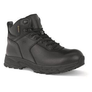 Shoes for Crews Chaussures pour équipages Hommes Stratton III Bottes de travail imperméables Noir UK Size 9 (EU 43) - Publicité
