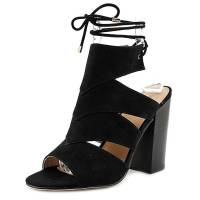 Call It Spring Appelez-le printemps Womens Geoffrey Open Toe Mules Noir 8.5 US / 6.5 UK <br /><b>43.95 EUR</b> Fruugo.fr